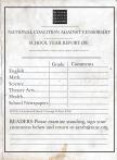 SchoolReportCard