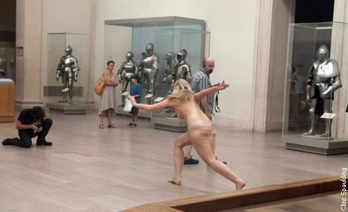 Met Museum photo shoot