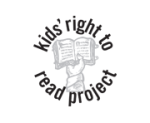 Kids' Right to Read Project Logo