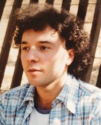 Steven Pico as a teenager.